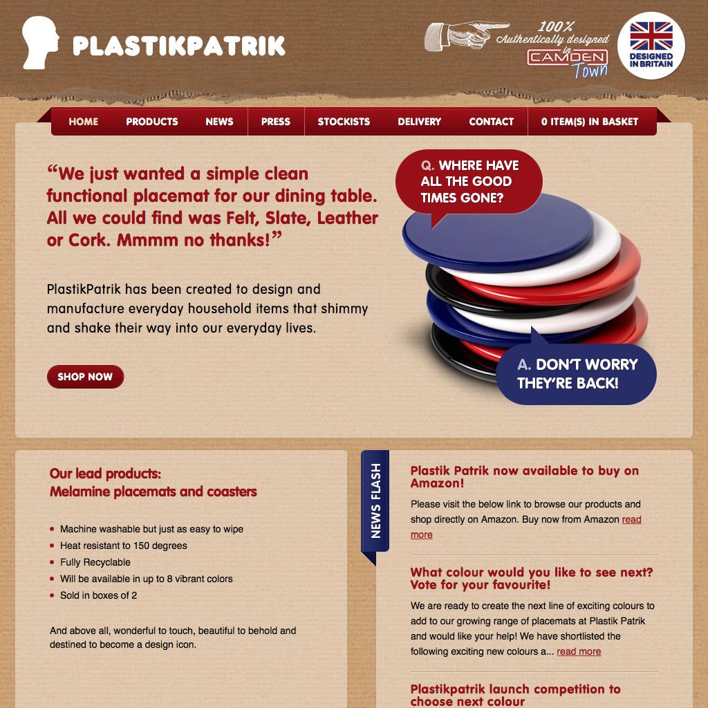 Plastik Patrik