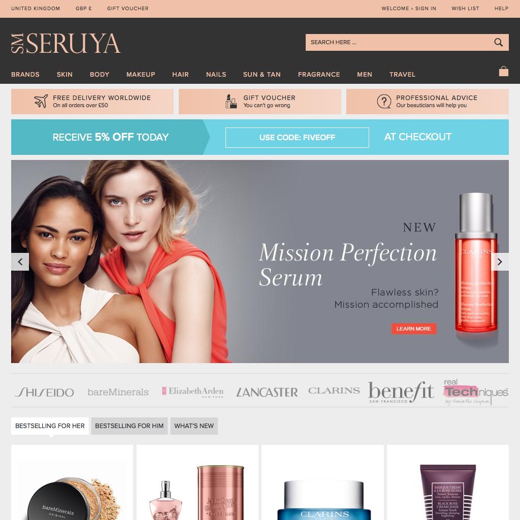 SM Seruya